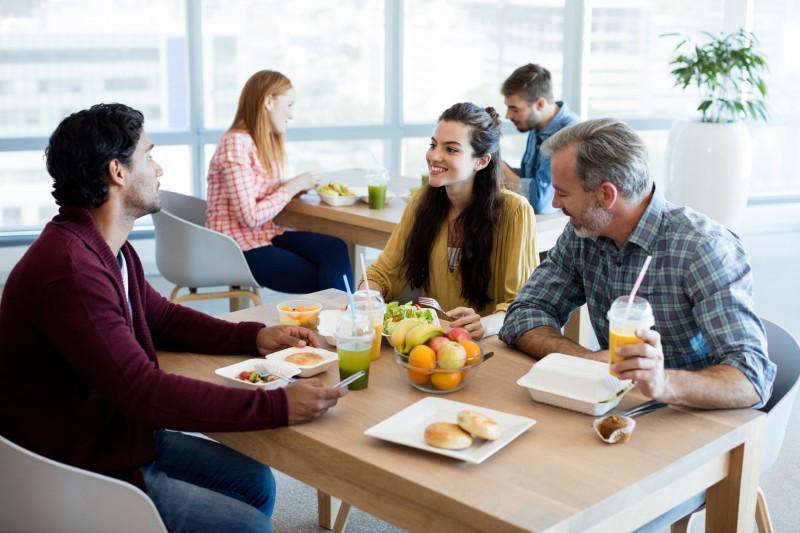 Code Du Travail Pause Repas